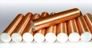 爆発の溶接の銅のアルミニウム伝導性か電子覆われた棒