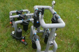 St de PreFilter van de Schijf van het Water van de Druppelbevloeiing van het Type Bdf040st