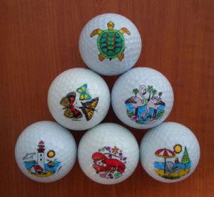 Golfball-UVflachbettdrucker