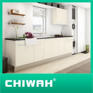 Comercio al por mayor barato moderna cocina armario (con el hardware)