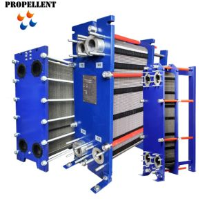 Gea Sondex Tranter Apvの熱交換器の版のステンレス鋼316交換体の版