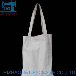 Custom réutilisables de mode féminine fourre-tout sac shopping cadeau de coton avec logo de sacs de magasinage réutilisables avec logo