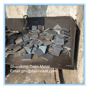 Nm500 Reistant desgaste de la placa de acero AR500 de la placa de abrasión de la placa de armadura