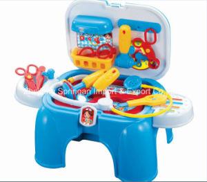 Табурет играть, игрушка для серии врача