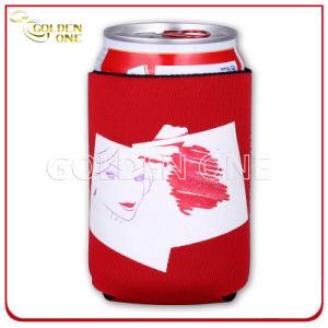 習慣によって印刷されるネオプレンのSiamesedビール短いホールダー