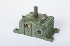 Cast Iron에 있는 Wpo-Fco Worm Reducer Worm Gearbox Made