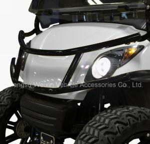 Chariot de golf de haute qualité de l'igname en fibre de carbone d'entraînement de base de la lampe de l'automobile de lumière à LED