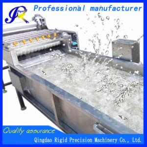 Nahrungsmittelmaschinerie-Meerestier-Luftblasen-Waschmaschine
