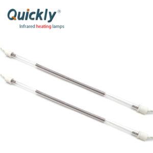 Kundenspezifische Infrarotheizungs-Lampe Quatz Gefäß-Birne der energieeinsparung-LED Infrarot