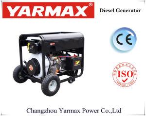 192f 5.5kVA gerador diesel Arrefecidos a ar