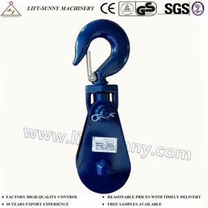 H418 тип освещения чемпион отторгнуть блок с крюком подъемного механизма