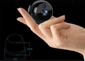 Camera van de Veiligheid van WiFi van de Batterij van het Huis van de Visie van de Nacht van IRL de Slimme