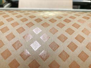Один/двойные боковые покрытие Diamond пунктирной шаблон полиэфирной пленки