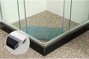 Stanza libera di allegato dell'acquazzone di vetro Tempered con la certificazione del Ce