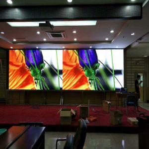 P3 P4 P5 P6 P7.62 Indoor mur vidéo plein écran LED de couleur d'affichage de publicité