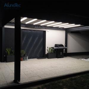 De Automatische Pergola's van uitstekende kwaliteit van het Aluminium voor Decking