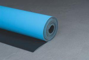 Industriële Cleanroom ESD van de Mat van de Lijst Antistatische Mat