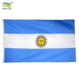 卸し売りポリエステル国民3X5FTアルゼンチンのフラグ