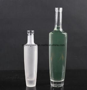 Kundenspezifische Firmenzeichen-Glasflaschen-Wein-Flaschen-Obstwein-Flasche