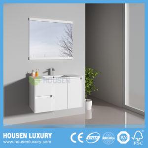 Heiße Verkauf Australien-Art an der Wand befestigter Badezimmer-Schrank HS-R1103-900