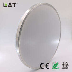 Super fino para Montagem Saliente três alterações de cor na luz de tecto LED do painel de LED de luz LED de luz