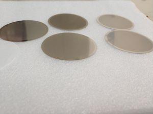 ステープルファイバのためのステンレス鋼の金網の回転のパックフィルター