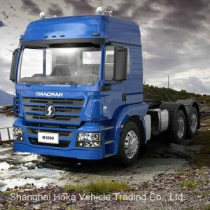 De Vrachtwagen van de Tractor van Shacman M3000 van de Primaire krachtbron van Shacman van de lage Prijs 4X2