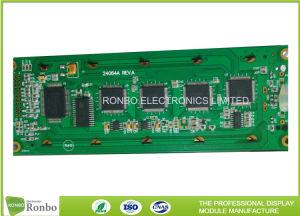 240X64, painel LCD gráfico 8 bits MCU, RA6963, 22Conector de pinos, COB Stn módulo LCD