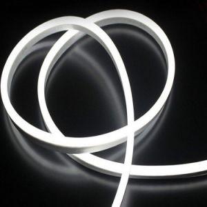 Indicatore luminoso al neon candido del LED, striscia del neon LED, flessione al neon 12V del LED