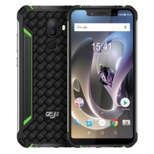 Zoji Z33 4600mAh face ID IP68 resistente à prova de telefone smart
