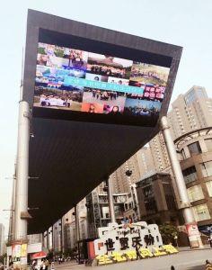Téléviseur à LED pour la publicité de plein air d'affichage