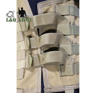 Caixa de travamento de liberação rápida de táctica Rig Vest