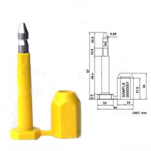 Verbinding van de Bout van de Veiligheid van de Container van de Barrière van de kogel de Hoge voor Vervoer (kd-009)