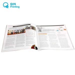 中国4カラーオフセット印刷マガジン