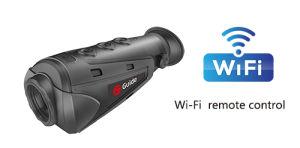 WiFi protección IP66 Térmica de infrarrojos de Visión Nocturna Monoculares alcance para exteriores y Hanting