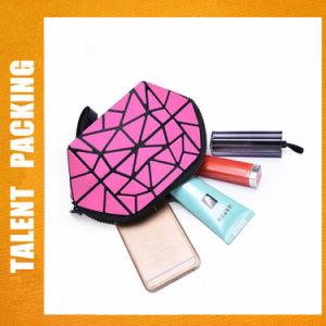 Mode d'embrayage noir Sac cosmétique Beauty Case sac de soirée pour les femmes