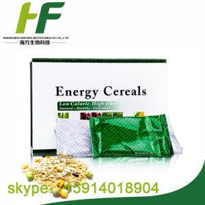 Los cereales de la energía a base de hierbas para bajar de peso