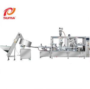 Directamente da fábrica vender Alta Rotação e Alta capacidade de máquina de embalagem a cápsula de café sachê de café da cápsula de leite
