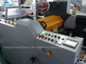高速Electromagnetic Thermal Film LaminatorかBOPP (SADF-540)のSheet PaperのためのFully Automatic Hot Heat Commercial Laminator Machine