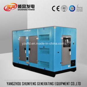 640kVA leiser Doosan elektrischer Strom-Dieselgenerator mit AVR-Drehstromgenerator