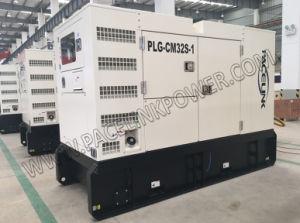 28kVA Cummis Powered insonorisées Générateur Diesel avec ce/ ISO