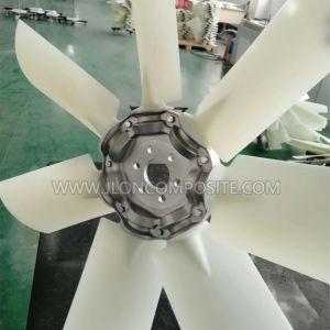 Nylon reforzado con vidrio Pag ventilador axial de la hoja para motor Cummins Diesel