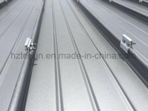Panneau de toiture Seam permanent en aluminium