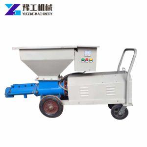 Pompa di iniezione di cemento liquido di qualità buona per estrazione mineraria e la costruzione di ponticello