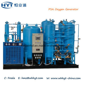 HYT給油所が付いている最上質Psaの酸素の発電機