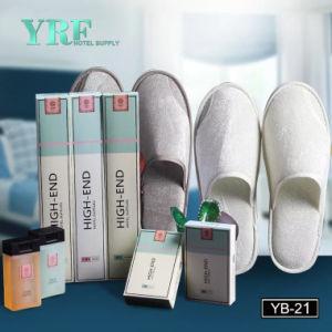 Hotel Yrf mayorista de productos desechables, cepillo de dientes de viaje Set de pasta de dientes