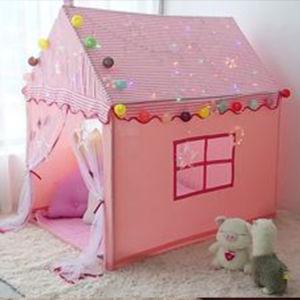 Baby Boy hijos Tienda Princess Home Casas de Juego chica de juguete de la casa interior
