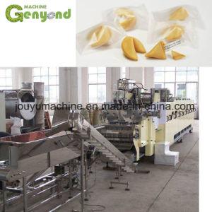 ヨーロッパのための自動おみくじ入りクッキーの生産ライン