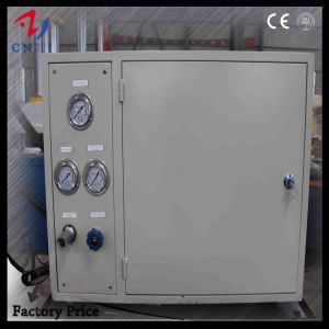 Condición nueva prensa hidráulica de la máquina para hacer bolas bomba de baño