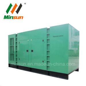 Gruppo elettrogeno diesel industriale di potere del contenitore resistente 1MW di Cummins Kta50-G3